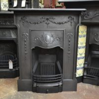 Original Edwardian Fireplace 1994MC Antique Fireplace Company.