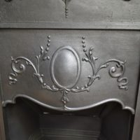 Original Edwardian Fireplace 1994MC Antique Fireplace Company.