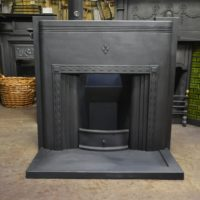 Original Art Deco Fireplace 1999LC Old Fireplace Company