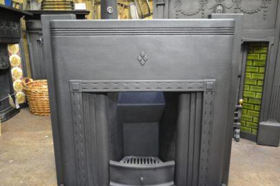 Original Art Deco Fireplace 1999LC Old Fireplace Company