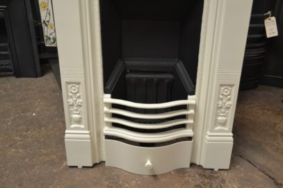 Painted Victorian Bedroom Fireplace 2002B Antique Fireplaces.