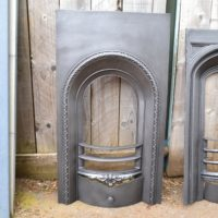 Victorian Cast Iron Bedroom Insert 2003AI Old Fireplaces
