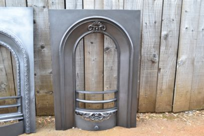 Victorian Cast Iron Bedroom Insert 2006AI Antique Fireplace Company.