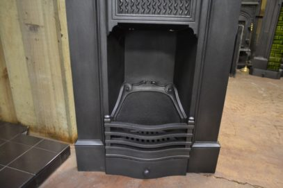 Late Victorian Cast Iron Fireplace 2011MCOld Fireplaces