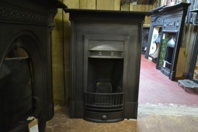 Pair of Edwardian Bedroom Fireplaces 3005B Old Fireplaces