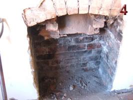 Original Brick Archway - Oldfireplaces