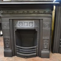 Victorian 'Biclam' Fireplace - 1984LC - The Antique Fireplace Company