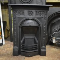 Victorian 'Primrose' Bedroom Fireplace - 2028B Antique Fireplace Company.