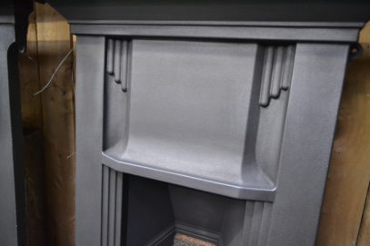 Art Deco Bedroom Fireplace and hearth 2019B - Oldfireplaces