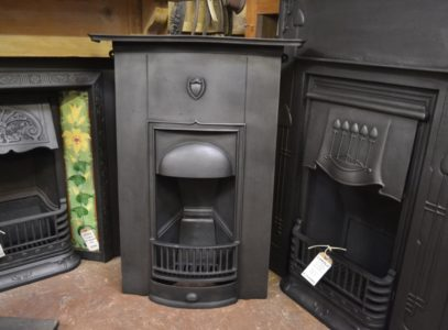 Antique Edwardian Bedroom Fireplace 2022B Antique Fireplace Company