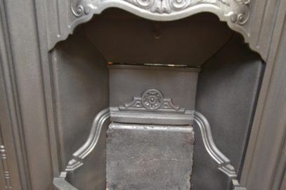 Antique Victorian Cast Iron Fireplace 2024MC Antique Fireplace Company