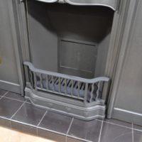 Art Nouveau Combination Fireplace 2025LC Old Fireplaces.