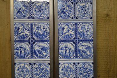 Waterside Fireplace Tiles Arts021