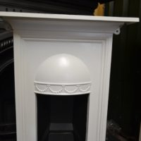 Painted Edwardian Bedroom Fireplace 2040BAntique Fireplace Company