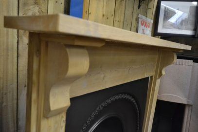 Victorian Wooden Surround 2042WS Antique Fireplace Company.