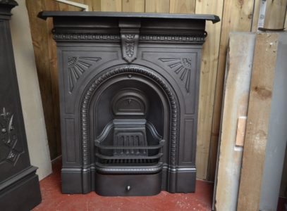 Victorian Cast Iron Fireplace 2047MC Old Fireplaces.