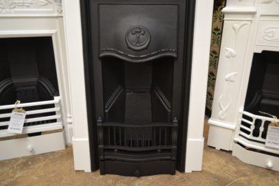 Painted Art Nouveau Bedroom Fireplace 2056B Antique Fireplace Company.