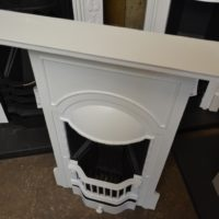 Painted Edwardian Bedroom Fireplace 2063BOld Fireplaces.