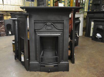 Late Victorian Fireplace 2064MC Antique Fireplace Company