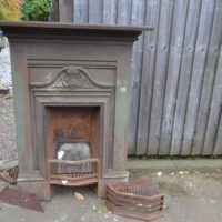 Late Victorian Fireplace 2064MCAntique Fireplace Company