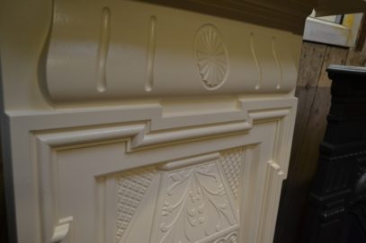 Painted Victorian Bedroom Fireplace 2078B Antique Fireplace Company