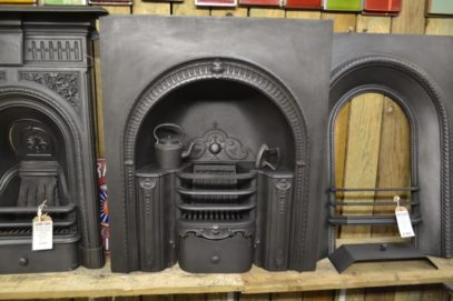 Antique Victorian Hob Grate 2079H Oldfireplaces