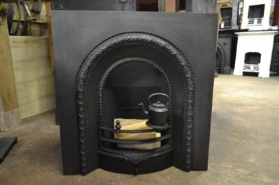 Victorian Arched Insert - 2070AI - The Antique Fireplace Company