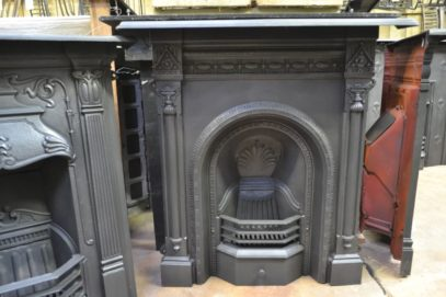 Victorian Cast Iron Fireplace - 2068MC - The Antique Fireplace Company