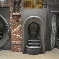 Victorian Fireplace Insert - 2074AI - The Antique Fireplace Company
