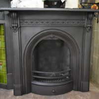 Victorian Fireplaces - 2072LC - The Antique Fireplace Company