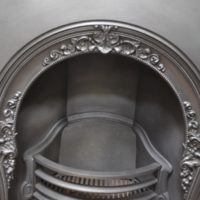 Early Victorian Arched Insert 2085AI Old Fireplaces.