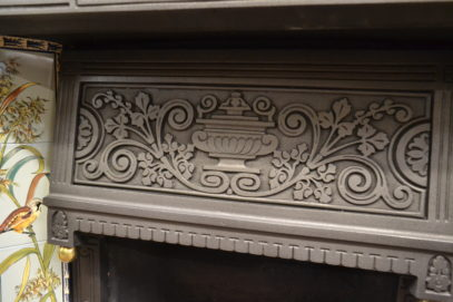 Victorian Tiled Insert 2086TI Antique Fireplace Company