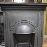 Simple Edwardian Bedroom Fireplace 2088B Antique Fireplace Company