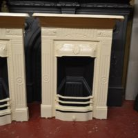 Painted Victorian Bedroom Fireplaces 2096B Old fireplaces