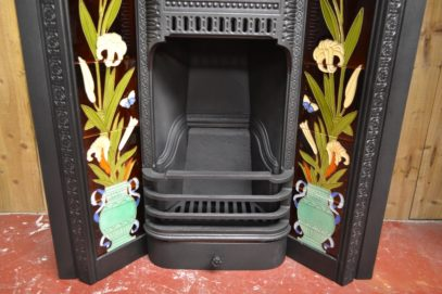 Victorian Tiled Insert 2097TI Oldfireplaces