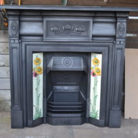 Art Nouveau Fire Surround 2098CS - Oldfireplaces