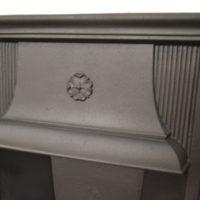 Simple Edwardian Fireplace 3002MC Antique Fireplace Company.