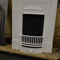 Painted Edwardian Bedroom Fireplace 3003B Oldfireplaces