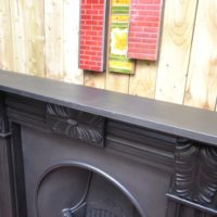 Antique Geogian Slate Fire Surround 3009SS Old Fireplaces
