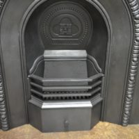 Victorian Cast Iron Insert 3011AI Old Fireplaces
