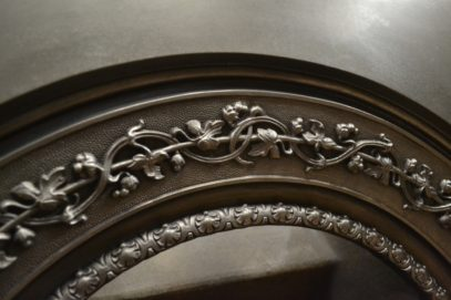 Victorian Arched Cast Iron Insert 3012AI Antique Fireplace Company