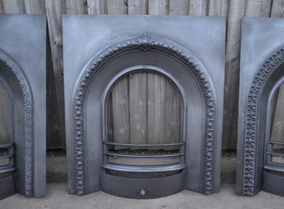 Victorian Cast Iron Insert 3018AI Antique Fireplace Company