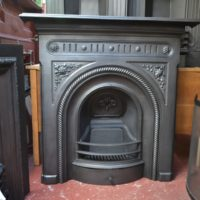 Antique Victorian Fireplace 3021LC Old Fireplaces
