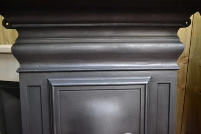 Simple Edwardian Fireplace 3022B Antique Fireplace Company.