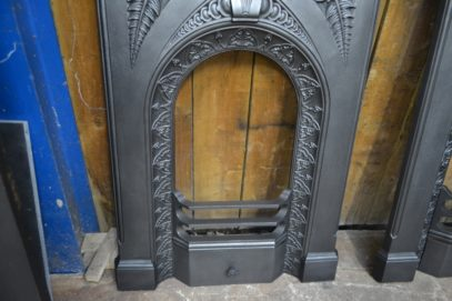 Victorian Fern Bedroom Fireplace 3024B Antique Fireplace Company