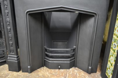 Original Gothic Insert 3027I Old Fireplaces