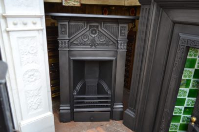Victorian Daisy Bedroom Fireplace 3070B