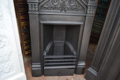Victorian Daisy Bedroom Fireplace 3070B