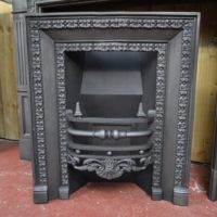 Early Victorian Insert - 3029I - The Antique Fireplace Company