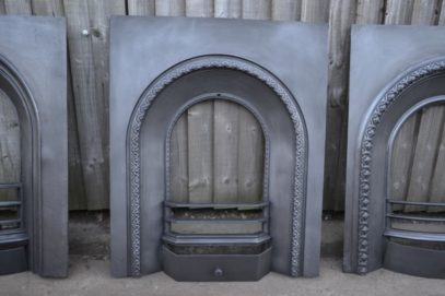 Victorian Arched Insert - 3016AI - The Antique Fireplace Company